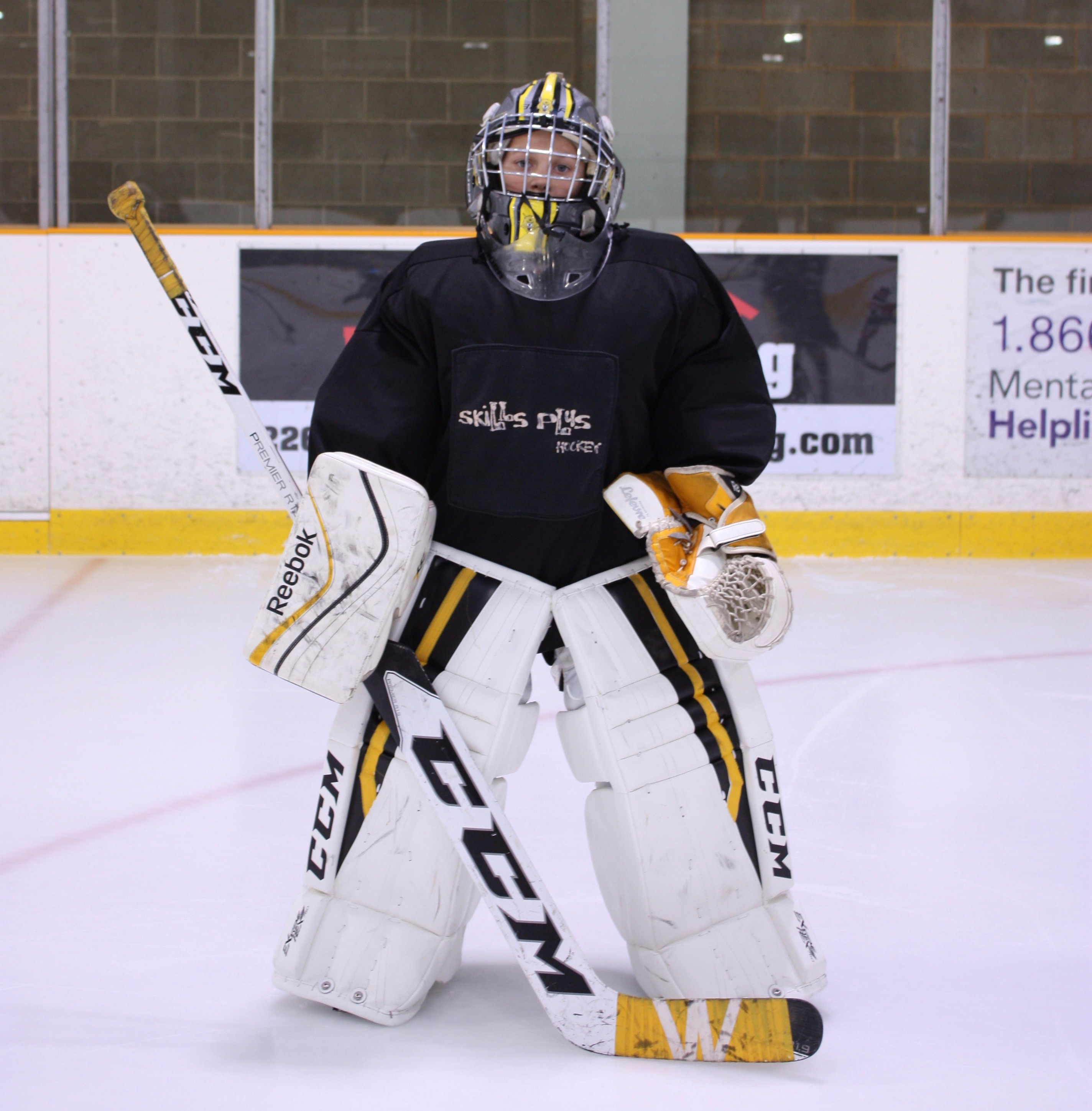Goalies Spring Pre Tryout Training 2019 Welcome To Skills Plus